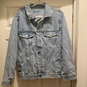 "Show Me Your MuMu Jackets & Coats - Show me your MuMu denim ""bride"" jacket"